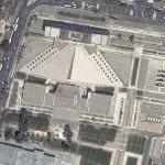 Iranian parliament (Google Maps)