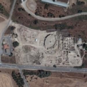 Ancient City of Eleutheropolis (Google Maps)