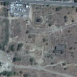 Roman Ruins of Tiberias (Google Maps)