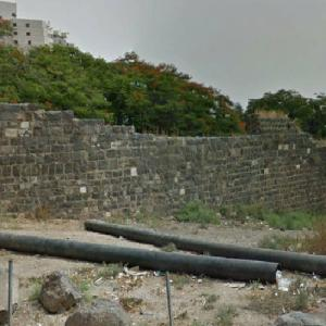 Roman Wall of Tiberias #1 (StreetView)
