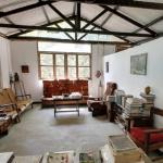 Inside the Jane Goodall's home