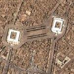 Imam Husayn Shrine and Al Abbas Mosque (Google Maps)