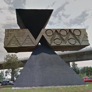 México by Josep Maria Subirachs (StreetView)