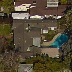 Luke Perry's House (Deceased) (Google Maps)