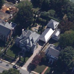 Nicholas Taubman's House (Google Maps)