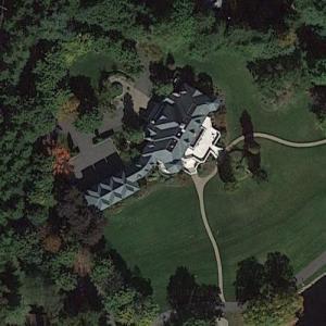 James Wood's House (Deceased) (Google Maps)