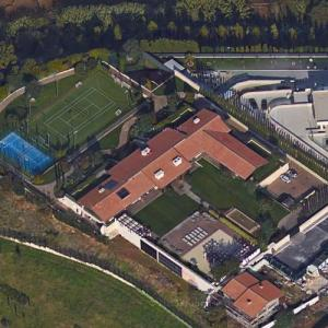 Francesco Totti & Ilary Blasi's House (Google Maps)
