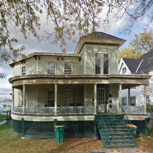Wallace-Jagdfeld Octagon House (StreetView)