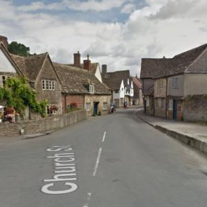 Lacock (Harry Potter filming location) (StreetView)