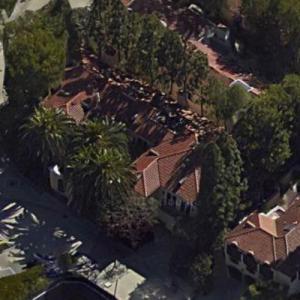 Don Rickles' House (Google Maps)