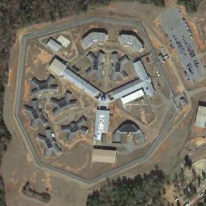 Pulaski State Prison (Google Maps)