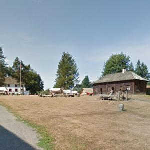 Fort Langley National Historic Site (StreetView)