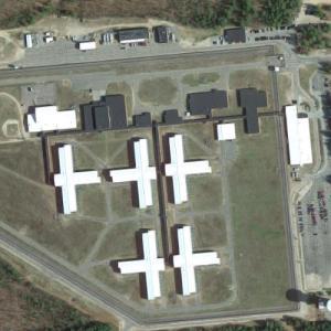 Upstate Correctional Facility (Google Maps)