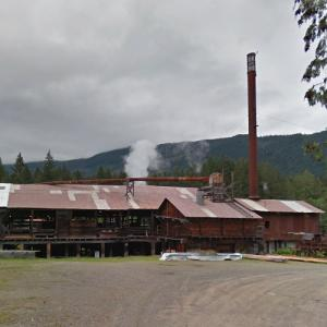 McLean Mill National Historic Site (StreetView)