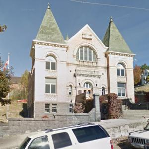 Rossland Court House (StreetView)