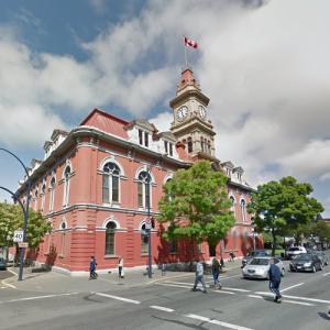 Victoria City Hall (StreetView)