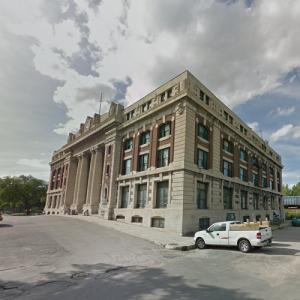 Canadian Pacific Railway Station Winnipeg (StreetView)
