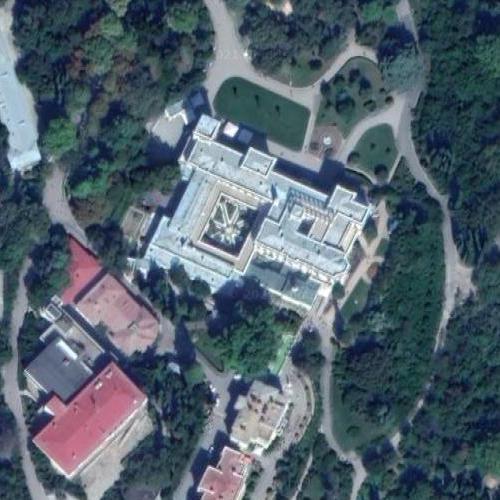 Livadia Palace (Google Maps)