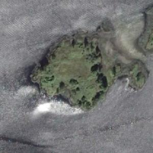 Eilean Munde (Google Maps)