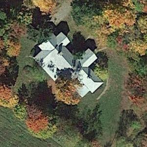 Dan Rather's House (Google Maps)