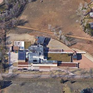 Ryan Ahrens' House (Google Maps)