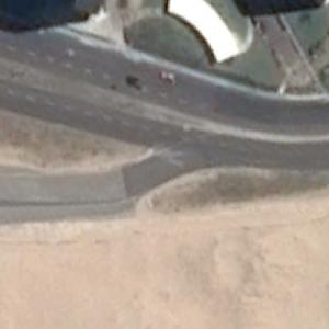 Punta del Este Street Circuit Turn #3 and #4 (Google Maps)