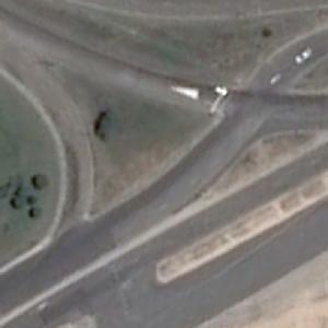 Punta del Este Street Circuit Turn #13 and #14 (Google Maps)