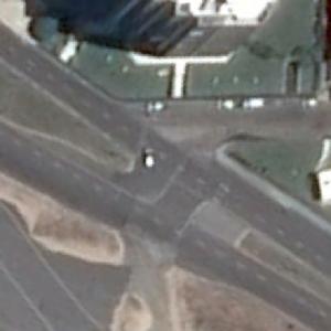 Punta del Este Street Circuit Turn #16 and #17 (Google Maps)