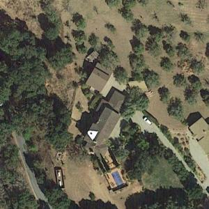 Leon Panetta's House (Google Maps)