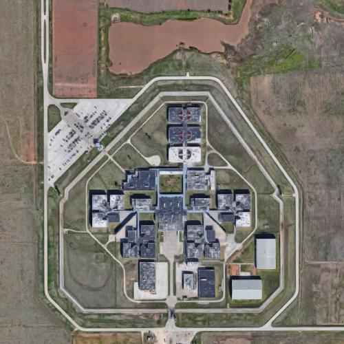 French M  Robertson Unit in Hamby, TX (Google Maps)