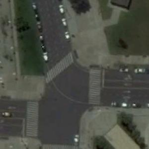 Puerto Madero Street Circuit Turn #6 (Google Maps)