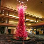 'Olympic Tower' by Dale Chihuly