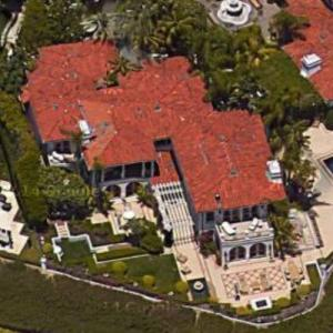 Fletcher Jones' House (Google Maps)