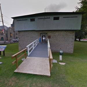 Merrickville Blockhouse (StreetView)