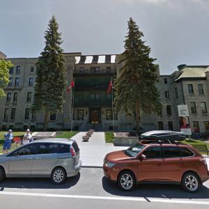 Kingston General Hospital (StreetView)