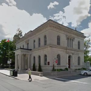 Kingston Custom House (StreetView)
