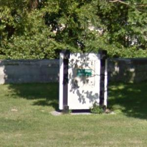Fort Laprairie Monument (StreetView)