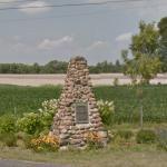 Second Battle of La Prairie Monument