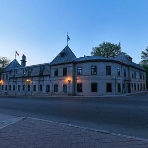 Québec Garrison Club (StreetView)