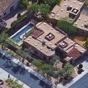 Derek Anderson's House (Google Maps)