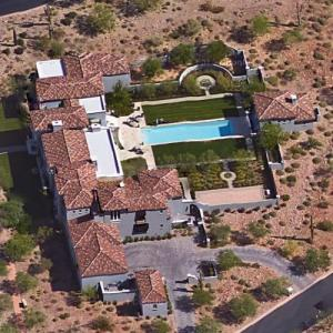 Anthony Salcito's House (Google Maps)