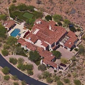 Bradley C. Hanson's House (Google Maps)