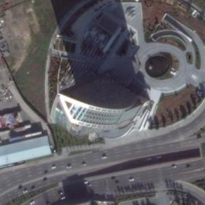 Trump Tower Baku (Google Maps)
