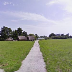 Ostrów Lednicki (StreetView)