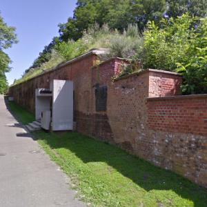 Fort Winiary (StreetView)