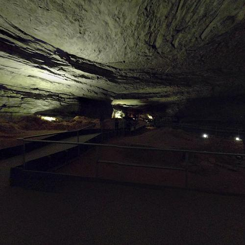 Mammoth Cave National Park (StreetView)