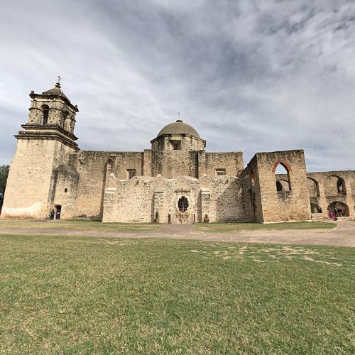 Mission San José y San Miguel de Aguayo in San Antonio, TX ...