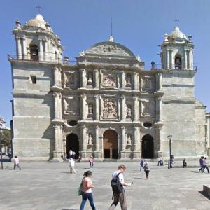 Cathedral of Our Lady of the Assumption, Oaxaca (StreetView)