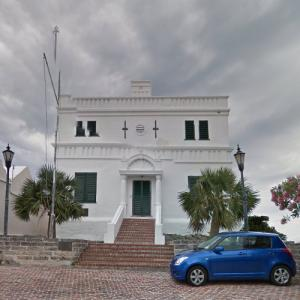 Bermuda State House (StreetView)