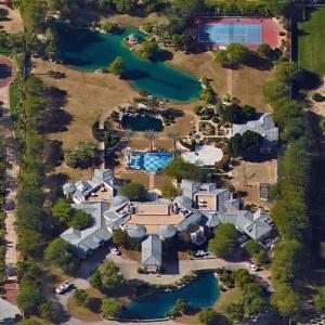 Coco Crisp's House (Google Maps)